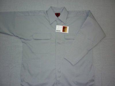 画像2: ★【廃盤色】手甲シャツ 61シリーズ ポリエステル80%/綿20% M〜4L
