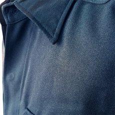 画像2: ●67シリーズ 手甲シャツ 春・夏物 【夏ポリヘリンボン】 アウトレット (2)