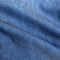 画像8: ※新色ホワイト登場※【夏デニム】08シリーズ のびのびストレッチ 79型ワークシャツ (8)