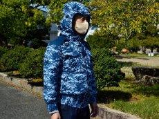 画像2: 【空調服】剛肩エレファン《フード付》フルハーネス対応(取寄せ商品) (2)