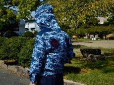 画像4: 【空調服】剛肩エレファン《フード付》フルハーネス対応(取寄せ商品) (4)