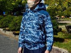 画像5: 【空調服】剛肩エレファン《フード付》フルハーネス対応(取寄せ商品) (5)