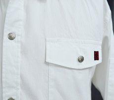 画像3: ネット限定【サマーストライプ】18シリーズ サマーシャツ (3)