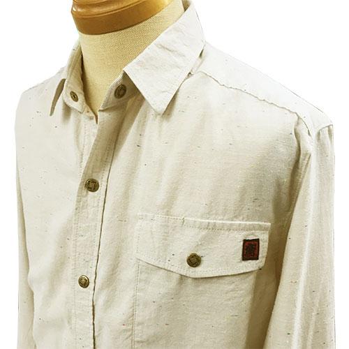 画像1: ○《限定販売》 08シリーズ【カラーネップ】 サマーシャツ (1)