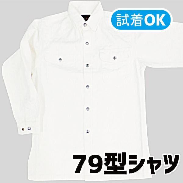画像1: 10シリーズ《デジへリ》 79型シャツ (1)